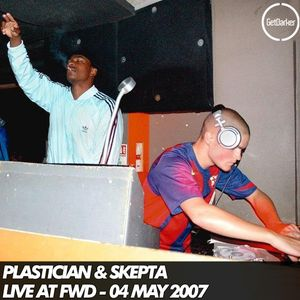 Plasticman & Skepta - Live at FWD - 4 May 2007