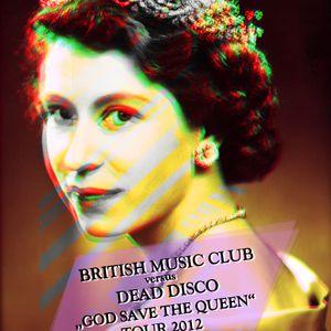 British.Music.Club  @WhiteTrash Berlin 13/10/2012