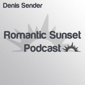 Denis Sender— Romantic Sunset Podcast 037 (037)