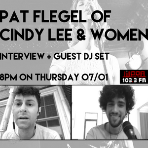 Pat Flegel of Cindy Lee & Women on WPRB Princeton 103.3 FM - The Right to Remain Silent