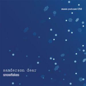 Sanderson Dear - Snowflakes
