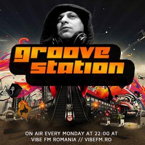 Groove Station #029 @ Vibe FM Romania (23.07.2012)