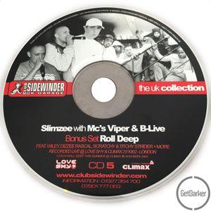 Slimzee & MC's Viper & B-Live – Live at Loveshy & Climax, Rochester – 2002