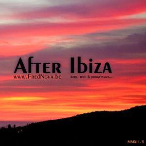 FredNova After Ibiza 2012