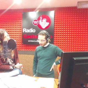 Al Gran mattino di Radio Castelluccio ospite Francesco Biancullo , Ingegnere ambientale.