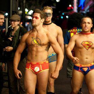 Superheroes Anthem