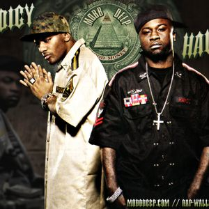 Mobb Deep L.E.F. Promo Mixed By Dj Lowpro