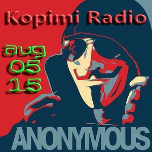 Kopimi Radio @mazanga 08 05 15