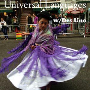 Universal Languages (#279)