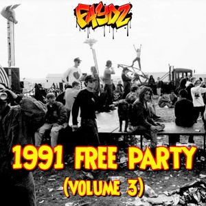 1991 Illegal Rave Mix #3 - DJ Faydz