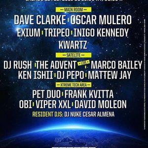 O.B.I. @ Code Fabrik 21.02.15 Madrid:ES