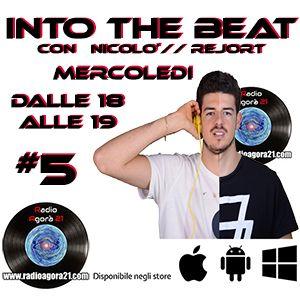Radio Agorà 21 - INTO THE BEAT - 20170308