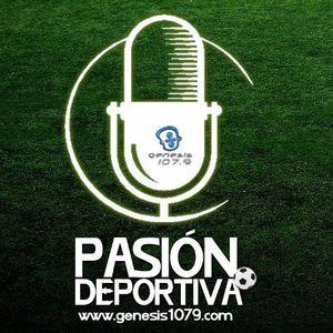 Pasión Deportiva 16-02-17 - Aldo Visconti, Delegado Zona Litoral Agremiados y Jugador de Sp. Patria