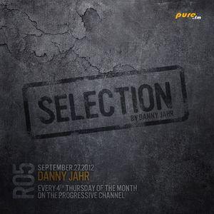 Selection | September 2012