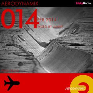 Aerodynamix 014 @ Frisky Radio February 2014 mixed by JuanP