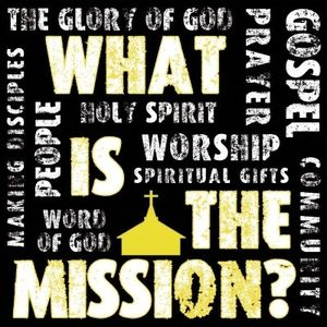 The Power for the Mission - Audio