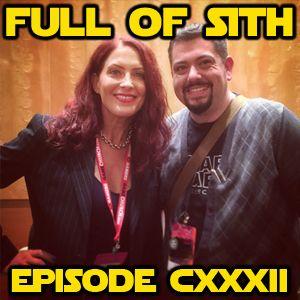 Episode CXXXII: Peter Mayhew and Vanessa Marshall