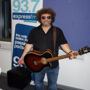 Russell Hill's Country Music Show on Express FM feat. Dan Ogus. 09/07/17