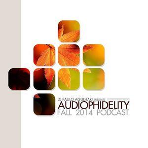 DJ Paulo Agulhari pres AUDIOPHIDELITY® - Fall 2014 Podcast