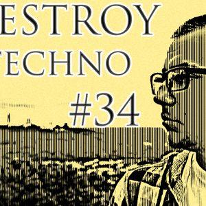 Mihail Joy – Destroy techno #34 (New Season) on Revolution radio 21.08.12