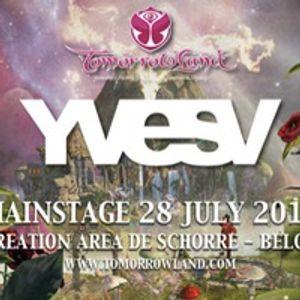 YVES V Live at TOMORROWLAND 2013 FULL SET