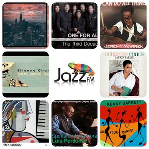 Full Circle on JazzFM - 5th June 2016