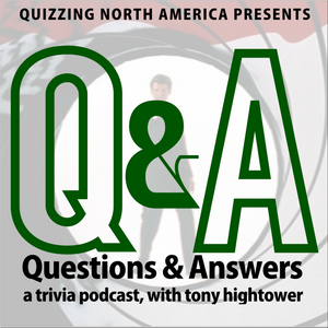 Q&A Trivia Podcast 15: For Your Ears Only