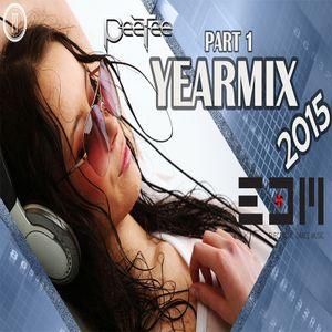 Electro & House Mix 2015 Best of EDM - PeeTee Yearmix part 1