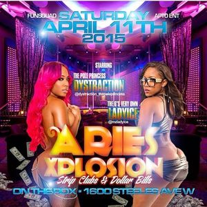 Aries Xplosion '15 Promo Mix