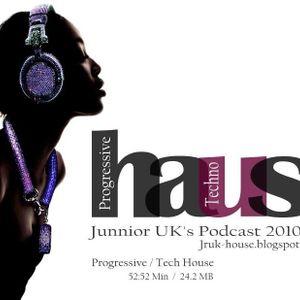 Junnior UK @ Haus Podcast 2010.01
