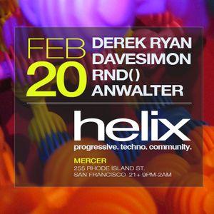 RND() @ Helix - February 20, 2015