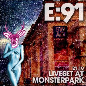 LIVESET @ MONSTERPARK - RUDENSRITMIKA - 21.10