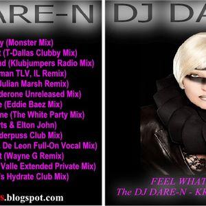 Feel What You Want the DJ Dare-N Kristine W Tribute Part 1