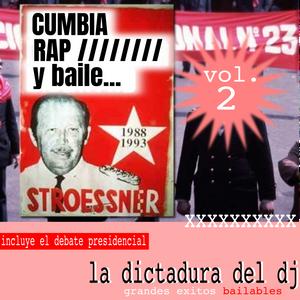 Cumbia, rap y baile (mixtape 02)