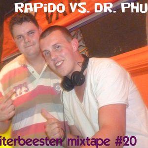 Rapido & Dr. Phunk presents Stuiterbeesten Mixtape #20
