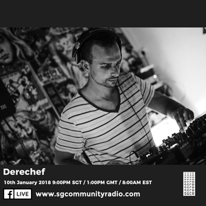 SGCR Radio Show #30 - 10.01.2018 Episode Part 1 ft. Derechef