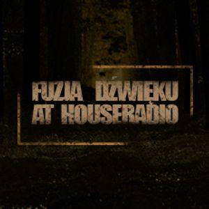 Fuzja Dźwięku podcast 34 (part 2 @ Houseradio) - Poniatowski