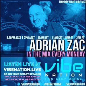 Monday Vibe Mix - Monday 26th April 2021