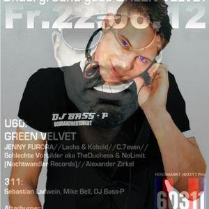 DJ Bass-P - U60311 am 22.06.2012 GREEN VELVET