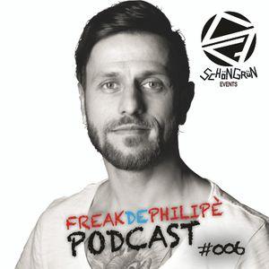 SchönGrün Podcast mix by  Freak de Philipè ( Juli 2017 )