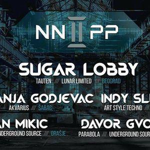 Ivan Mikić LIVE @ NNPP II (20.05.2017)