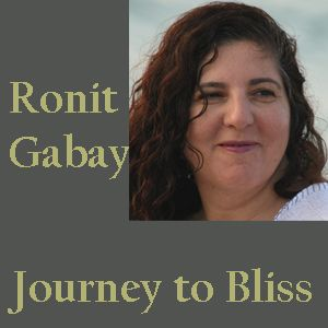 Gary Woodings  on Journey to Bliss with Ronit Gabay