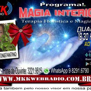 Programa Magia Interior 21/12/2016 - Denise Constantino