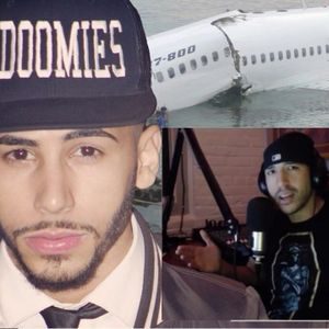 """""""Adam Saleh's Christmas Publicity Campaign, Europe, and more."""" 12/21/16"""