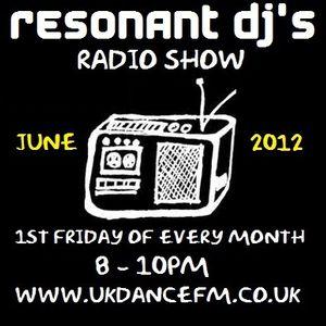 Resonant radio show - June 2012