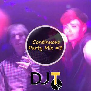 Continuous Party Mix #3