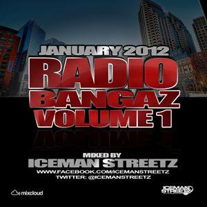 Radio Bangaz Volume 1 - January 2012 - Hip-Hop and R&B