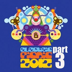 Dream Theme - Electric Picnic 2o12 Special (part 3 - Sunday Line Up)