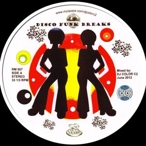 DJ Color C2  - Disco Funk Breaks Mix 2012