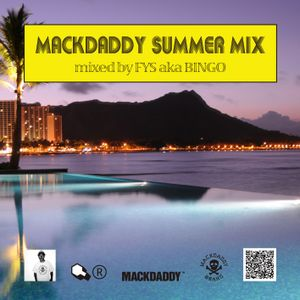 Summer 2011 Moombahton mix for Mackdaddy